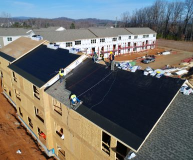 New Apartments with spectacular views at Woodlands of Charlottesville - February 2017